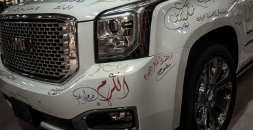 GMC Sales Rising Quickly in United Arab Emirates