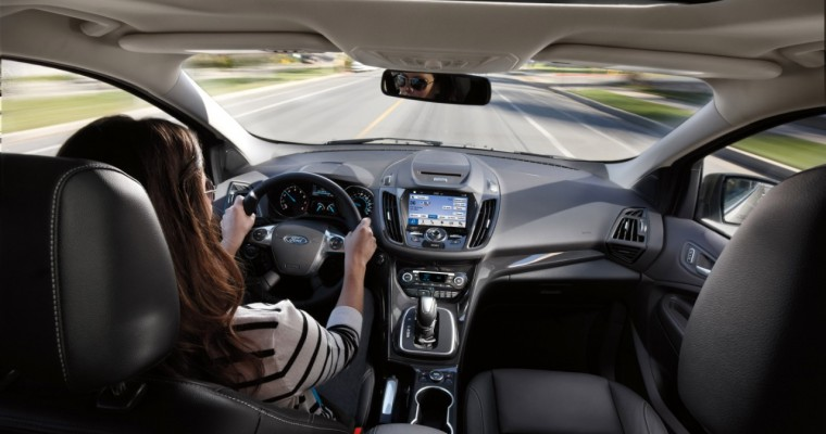 Ford to Launch SYNC 3 in 2016 Escape, Fiesta