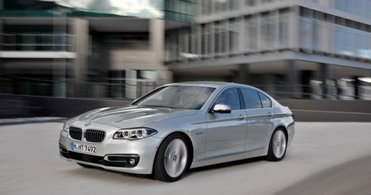 BMW Brand Sales Slightly Recover with 0.4% Sales Increase in June