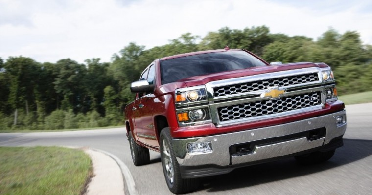 GM Sales Rise to Eight-Year High in July