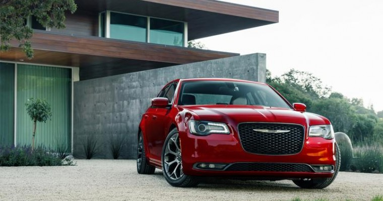 J.D. Initial Quality Study Ranks 2015 Chrysler 300, Dodge Challenger on Top