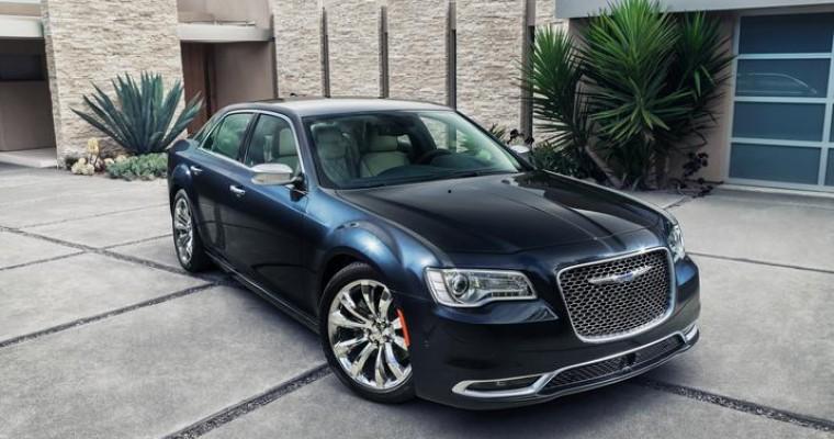 2015 Chrysler 300 Overview