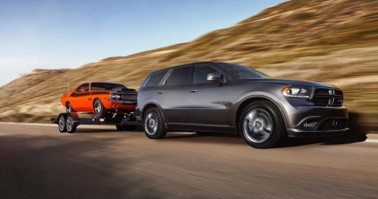 2015 Dodge Durango Overview