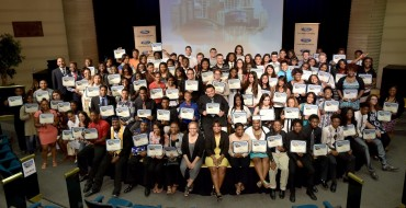 Ford Fund Awards Blue Oval Scholars with $100K in Scholarships