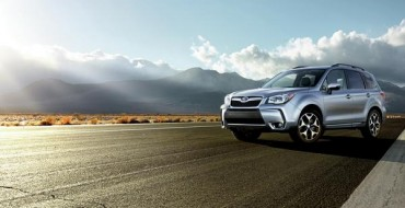 Subaru Reports Strong May Sales