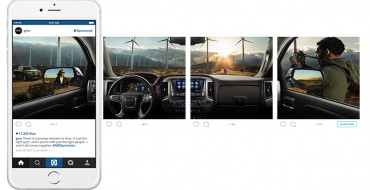 GMC to Post Pictures of Vehicles on Instagram