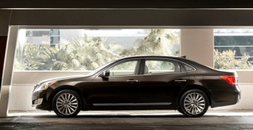 Korean Luxury: 2015 Hyundai Equus Overview