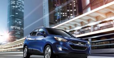 2015 Hyundai Tucson Overview