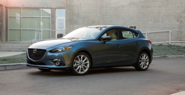 2015 Mazda3 5-Door Overview