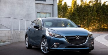 Mazda3 Wins Strategic Vision Total Quality Award