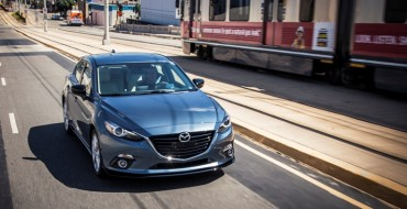 Possible Mazda3 Facelift Leaked from Japan
