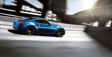 2015 Nissan 370Z Overview