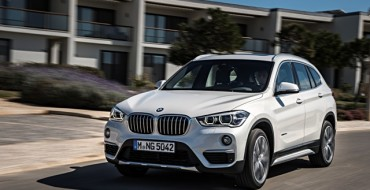 2017 BMW X1 Overview