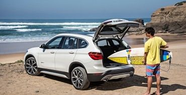2016 BMW X1 Hits the Beach for Photoshoot to Flaunt Redesign