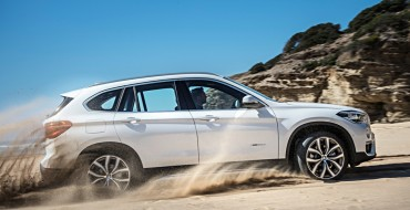 Details Revealed on the X2, BMW's Latest Compact Crossover