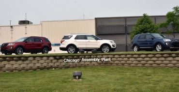 Ford Kicks Off Production of New Explorer in Chicago