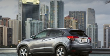 2016 Honda HR-V Named Green SUV of the Year by <em>Green Car Journal</em>