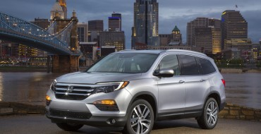 2016 Honda Pilot on Sale Now, Priced at $29,995