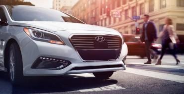 2016 Hyundai Sonata Earns Five Stars from NHTSA