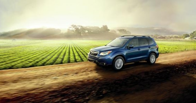 2016 Subaru Forester Overview