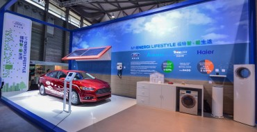 Ford Unveils MyEnergi Lifestyle at CES Asia