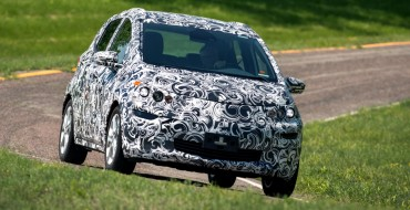Chevy Bolt Poised to Be First Long-Range EV on the Market