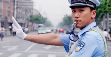 Chinese Police Doom Us All by Towing Car of Young Man Who Says He Is Space Royalty