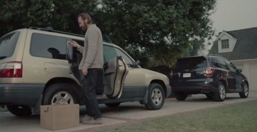 Subaru Launches First 2016 Forester Commercial, 'Making Memories'