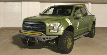 Behold, the Ford F-150 Halo Sandcat