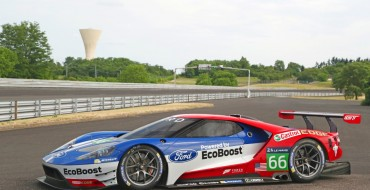 [Photos] The Ford GT Race Car Is as Great as We Imagined