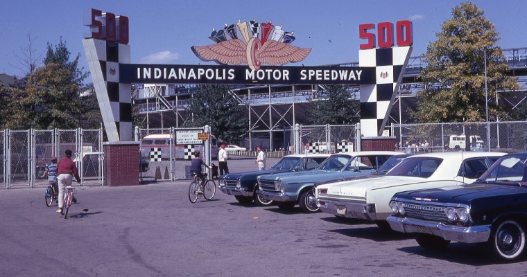 History of the Indianapolis Motor Speedway