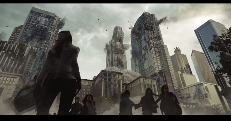 Epic Hyundai Grandeur Ad Features DC Comics Superheroes, City in Peril, Slow-Mo CGI