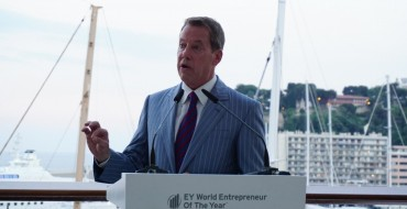 Bill Ford Earns Special Recognition from EY Global Family Business Center of Excellence