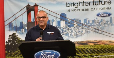 Jim Vella to Retire as Ford Fund President