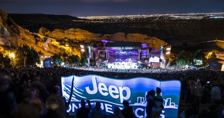 Panic! At the Disco Will Headline Jeep on the Rocks Concert This Fall