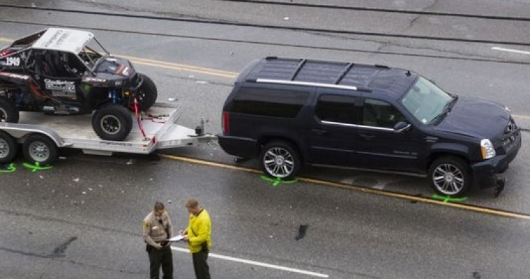 Caitlyn Jenner Is Being Sued Over Fatal Car Crash in February