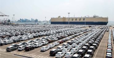 Kia Motors Korean Exports Hit 15 Million Unit Milestone