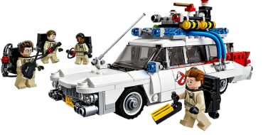 The Top 5 Famous Cars Turned into Legos