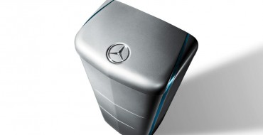 Mercedes-Benz Energy Storage Unit to Compete Against Tesla Powerwall