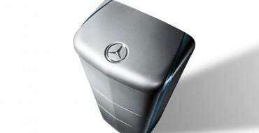 Mercedes-Benz Energy Storage Unit to Compete Against Tesla Powerwall