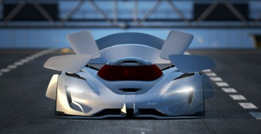 Check Out These Photos of the New SRT Tomahawk Vision Gran Turismo Concept