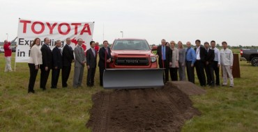 Toyota Technical Center Expansion Begins