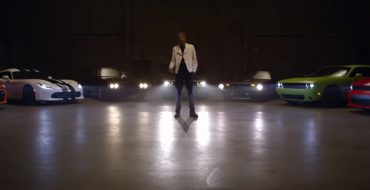 Wiz Khalifa Takes A 2014 Dodge Viper SRT For A Spin In The 'See You Again' Music Video
