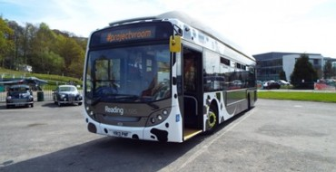 [VIDEO] Cow Poop-Powered Bus Sets Record in UK