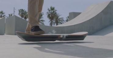 Lexus Reveals A Real Hoverboard For 2015