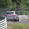 [VIDEO] Audi SQ7 Prototype Crashes at Nurburgring