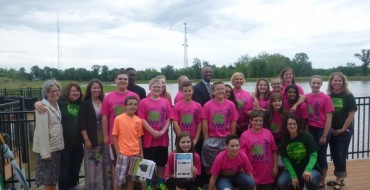 GM GREEN Youth Summit Gets Results for Wentzville Water