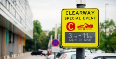 First-Ever E Ink Road Signs Used in Sydney, Australia