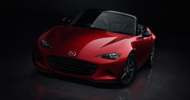 2016 Mazda MX-5 Miata Overview