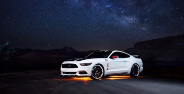Ford Reveals Apollo Edition Mustang Ahead of Auction